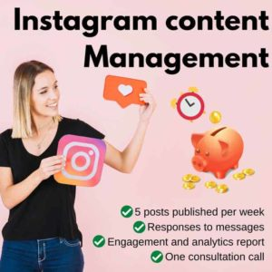 Instagram Content Management Deals