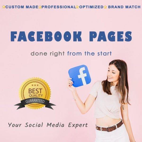 Facebook Business Page Setup In Los Angeles