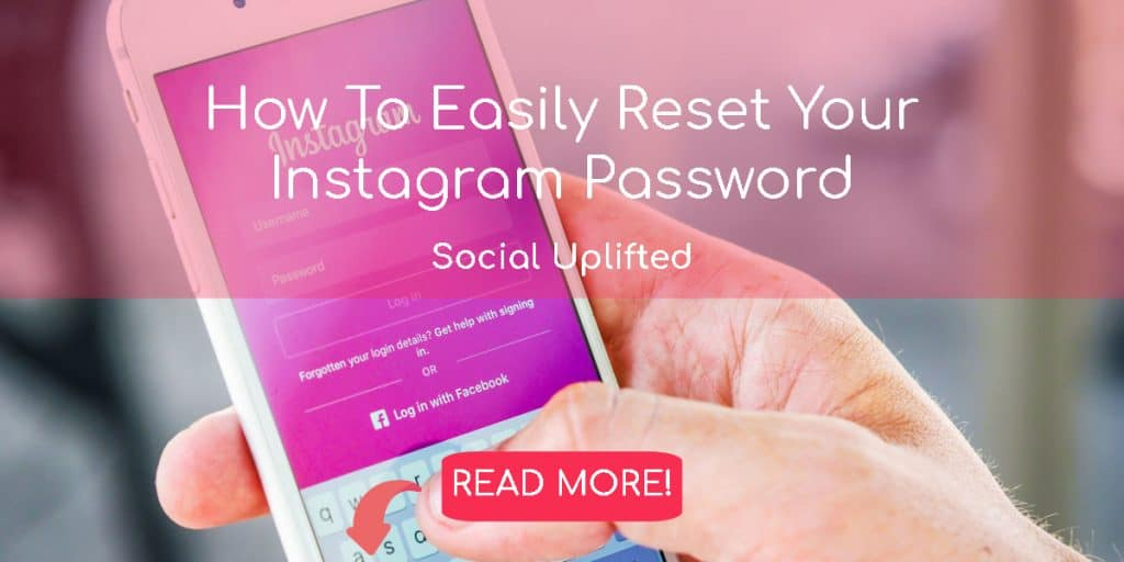 Reset Your Instagram Password Fast