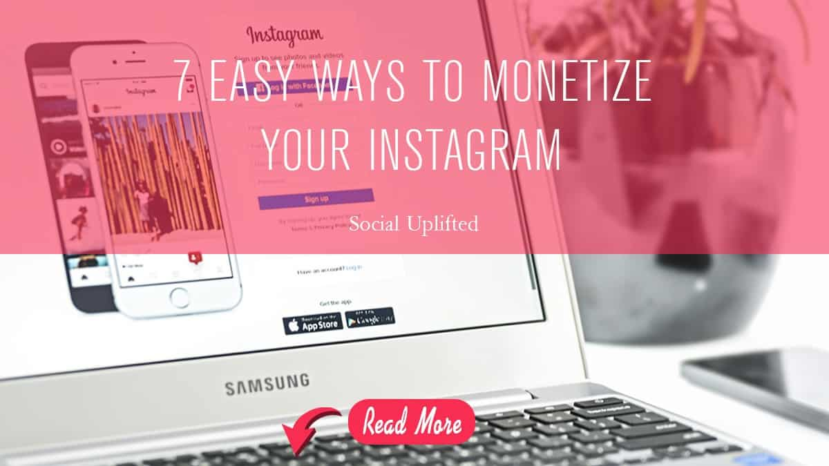 Monetize Your Instagram