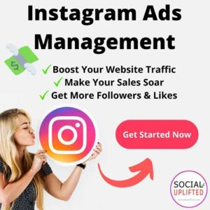 Instagram Ads Management Social Uplifted